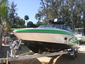 New 2018 Vortex Jet Boats 243 VRX  Boat for sale